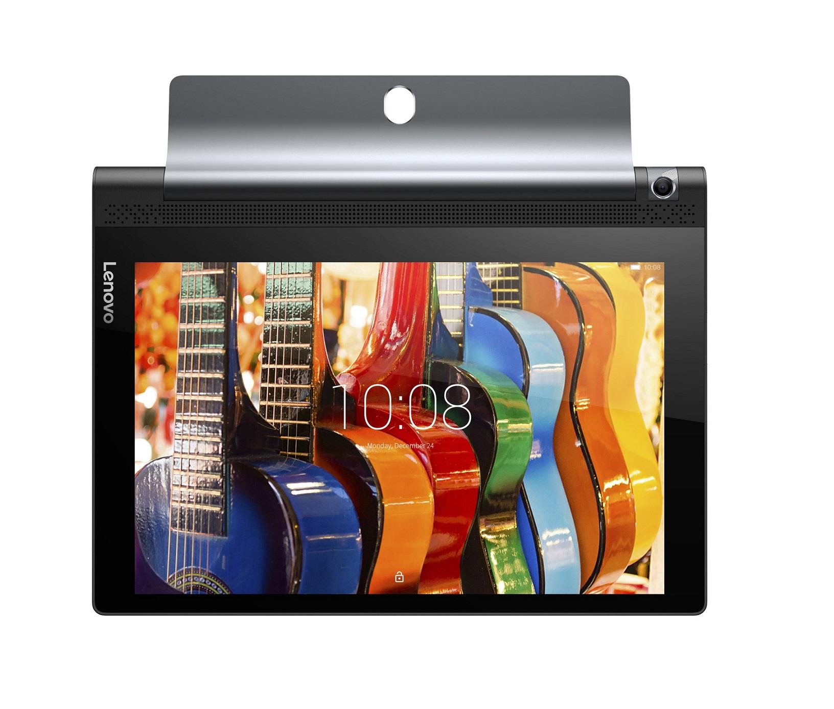 """Lenovo Yoga Tab 3 10,1"""" (4-JADRO, 2GB RAM, 16GB, VýDRž Až 18 HODíN, KAMERA OTOčNá 8 MPX)"""